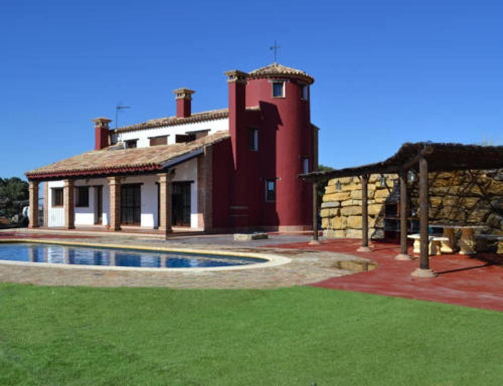 Villa With 3 Bedrooms in Ronda, With Private Pool,