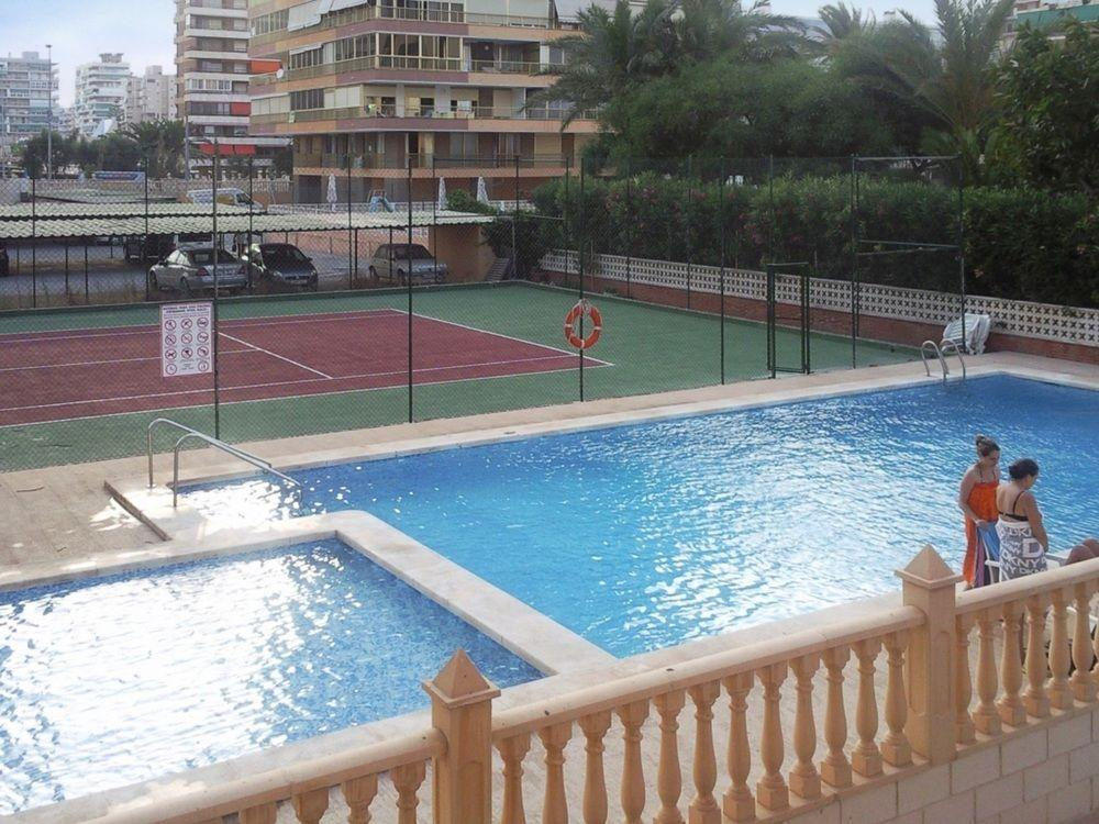 Apartment With 3 Bedrooms In Alicante, With Wonder