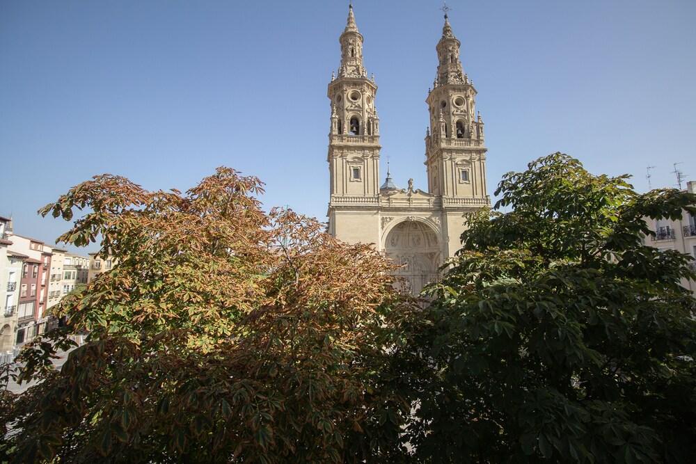 Apartamento con vistas a la catedral