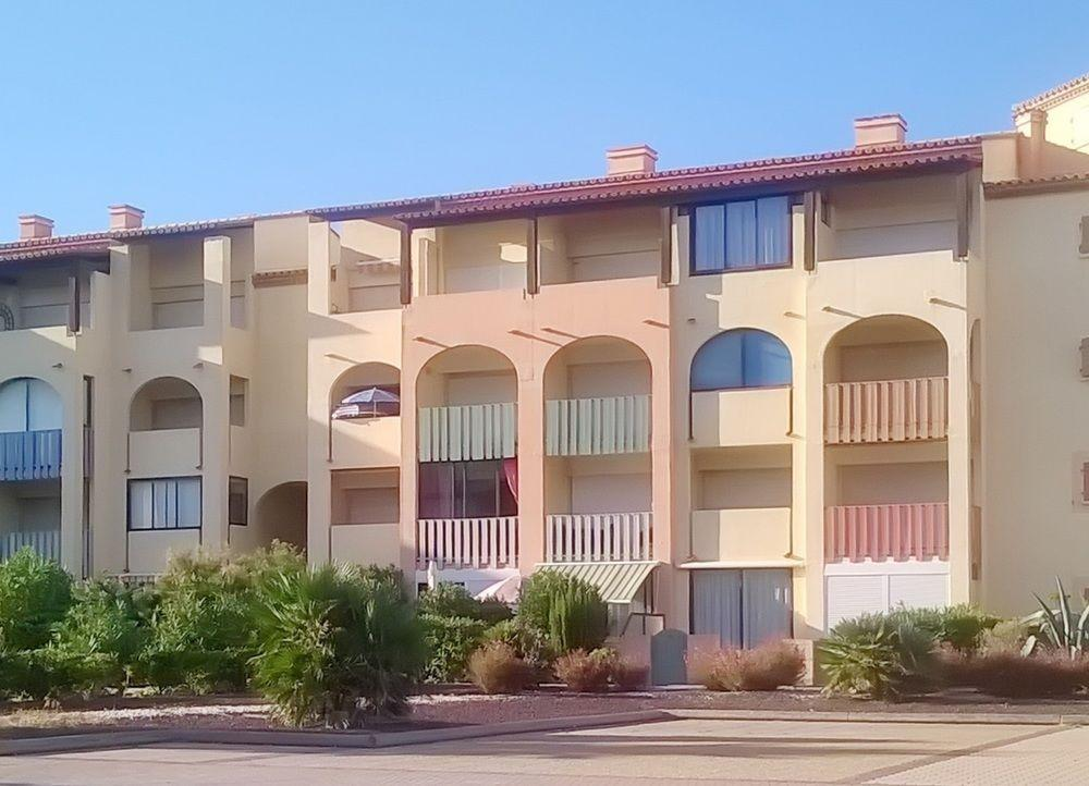 Apartment With One Bedroom In Le Barcarès, With Wo