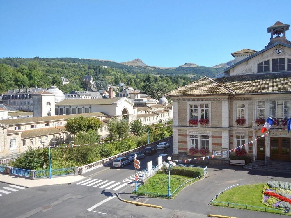 Apartment With One Bedroom In La Bourboule, With W