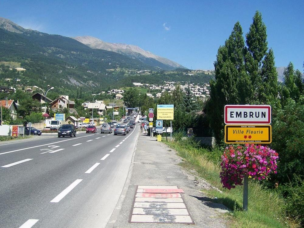 Apartment With 2 Bedrooms in Embrun, With Wifi - 2