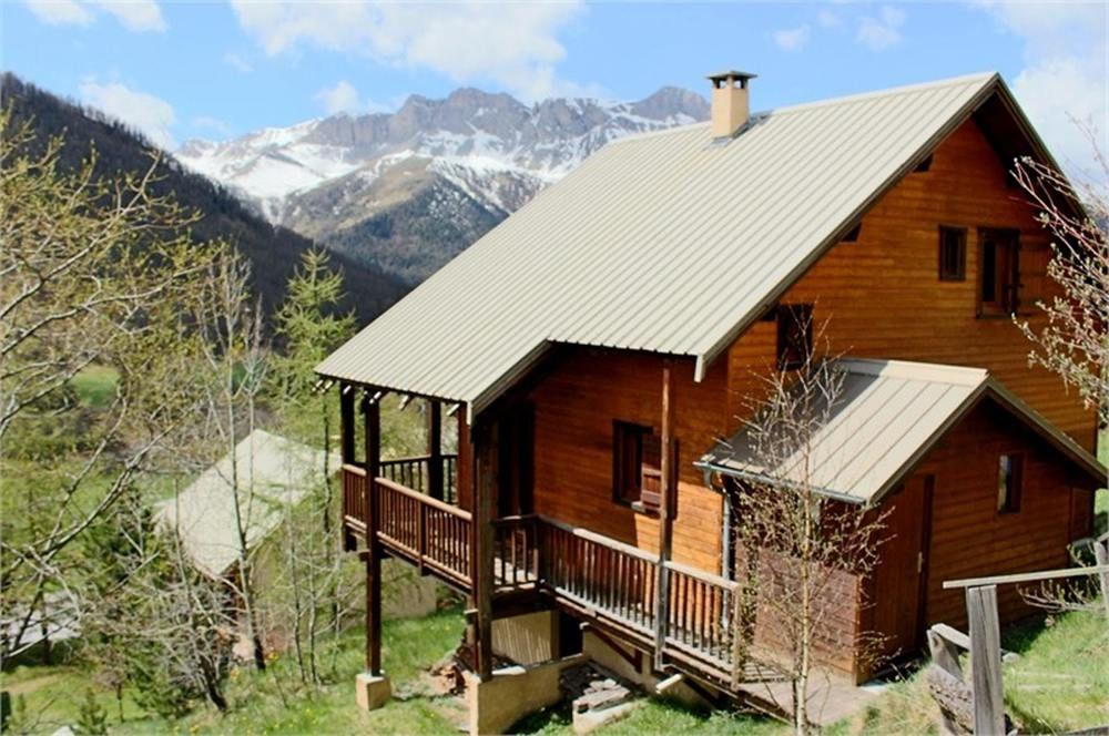 Chalet With 3 Bedrooms in Molines en Queyras, With