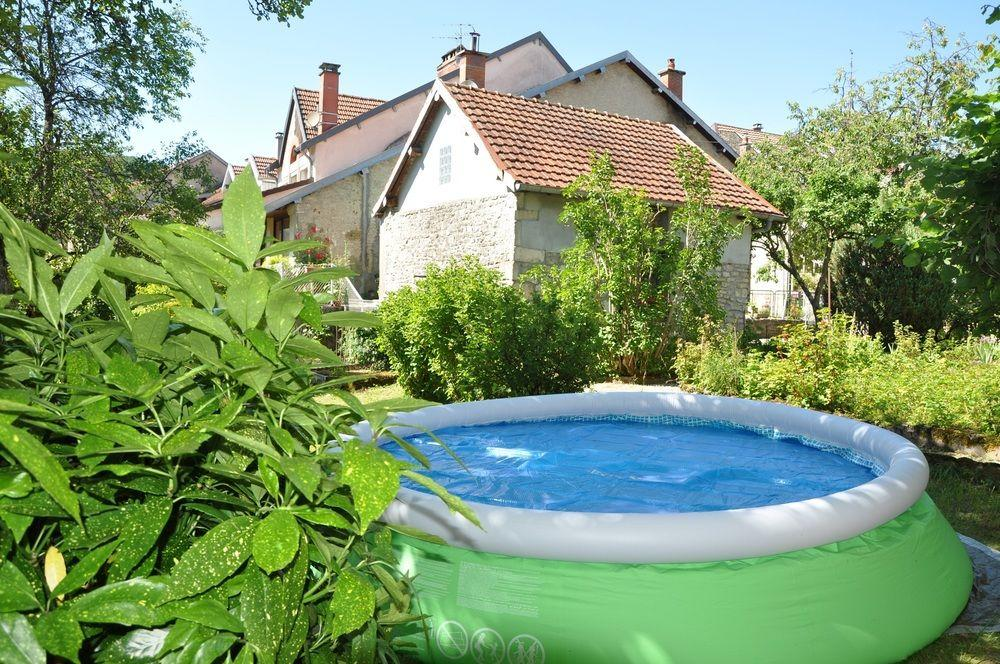 House With 2 Bedrooms In Ornans, With Private Pool