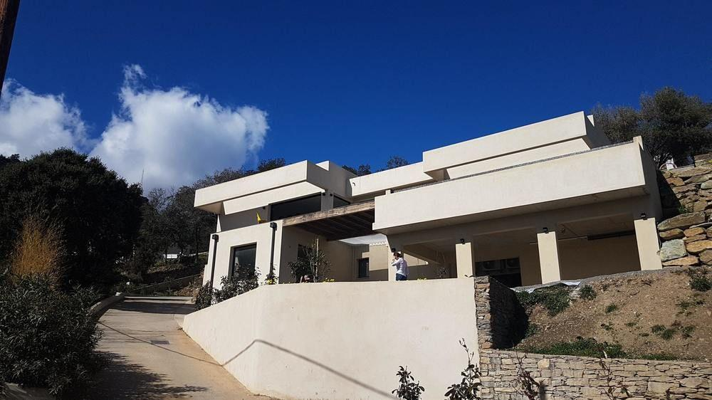 Villa With 5 Bedrooms in Erbalunga, With Wonderful