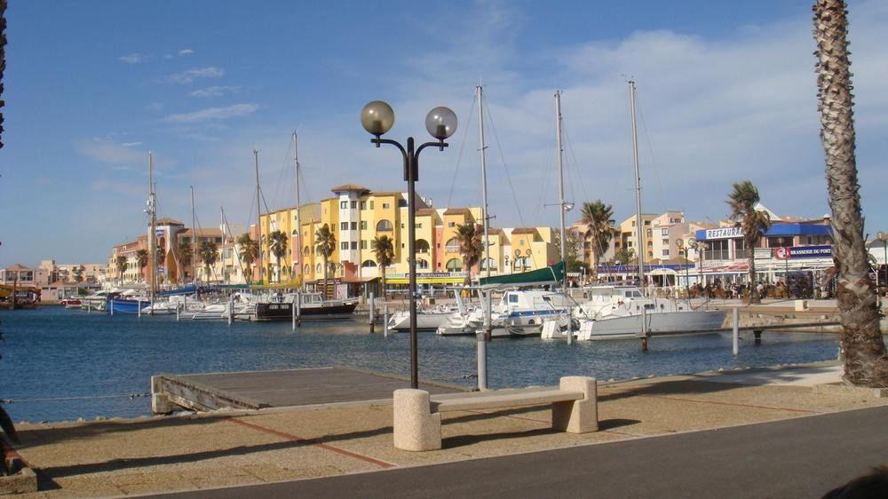 Apartment With one Bedroom in Port Leucate, With F