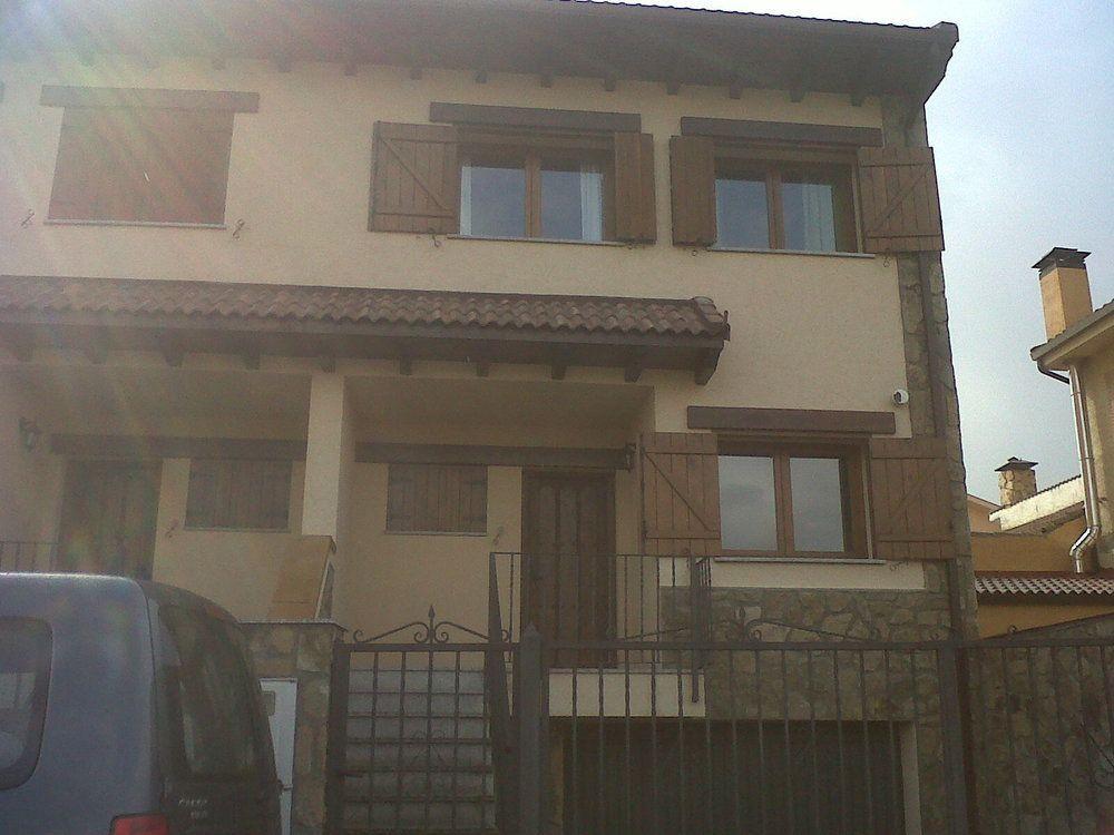Alojamientos Rascafría - Prado Mellizo