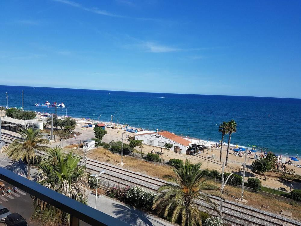 Apartment With 3 Bedrooms in Pineda de Mar, With W