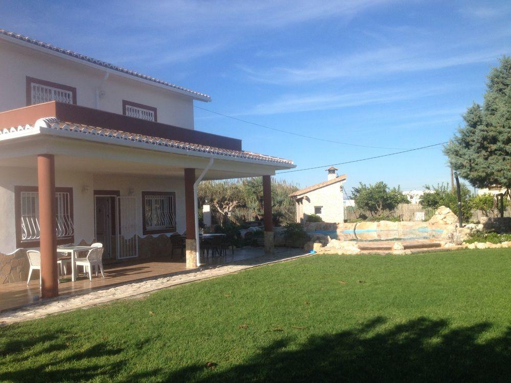 House With 4 Bedrooms in Oliva, With Wonderful Mou