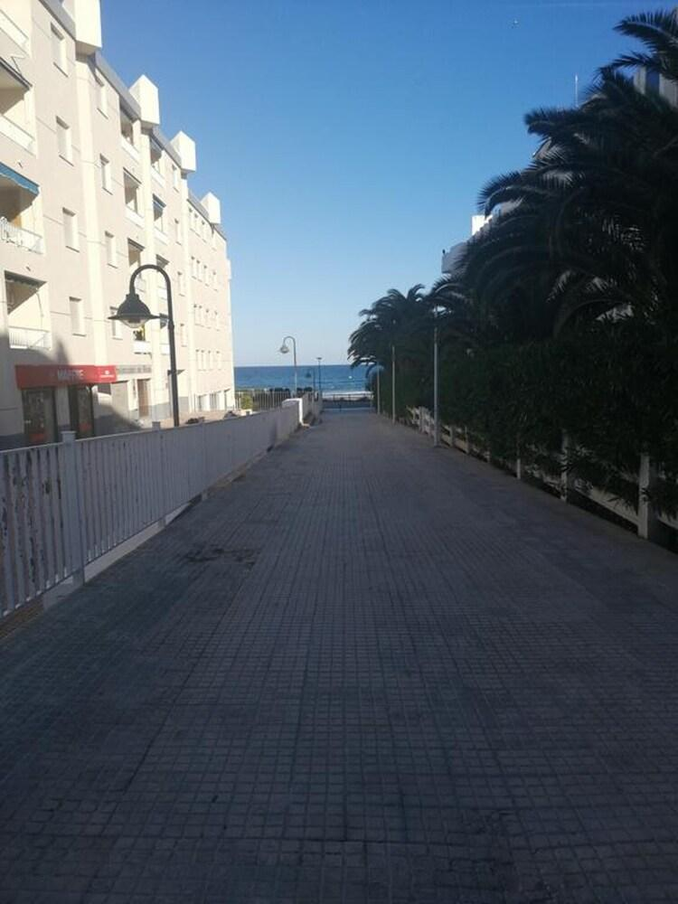 Apartment With 3 Bedrooms In Alcossebre, With Wond