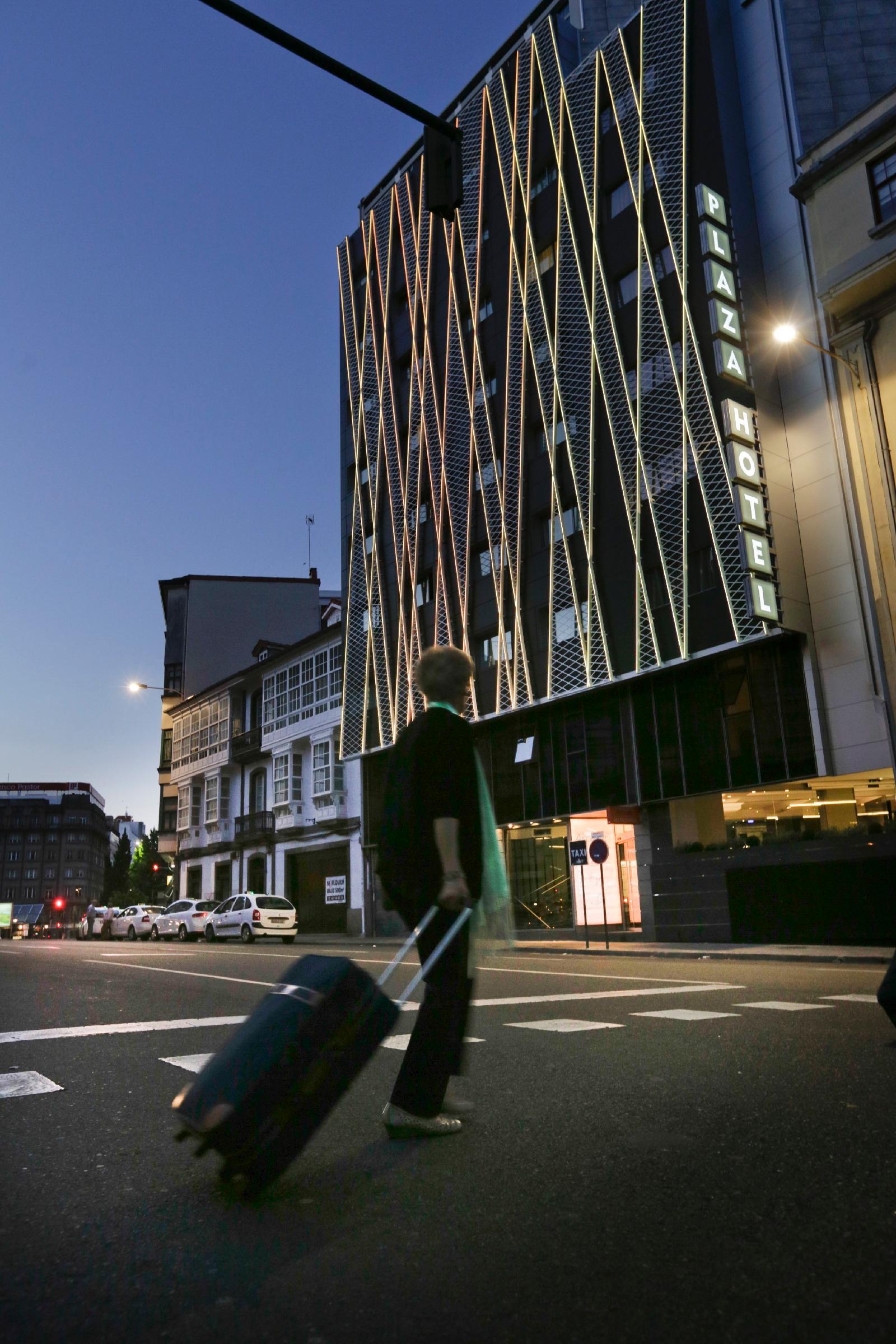 1. Hotel Plaza