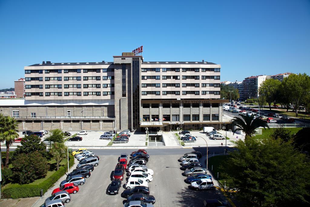 1. Hotel Coia De Vigo