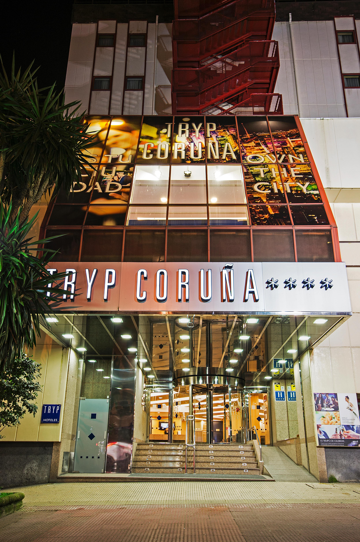 1. Tryp Coruña Hotel