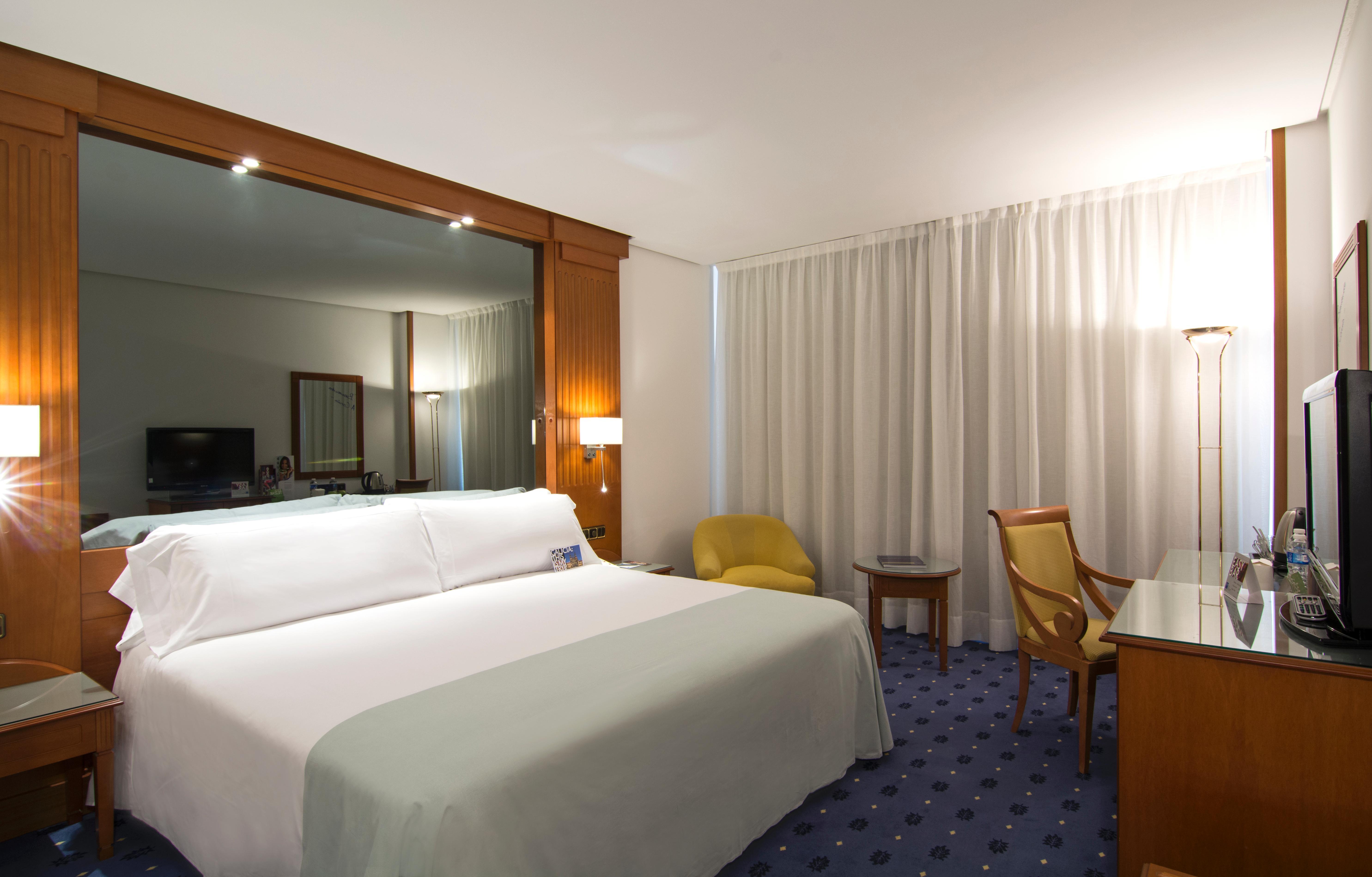2. Tryp Coruña Hotel