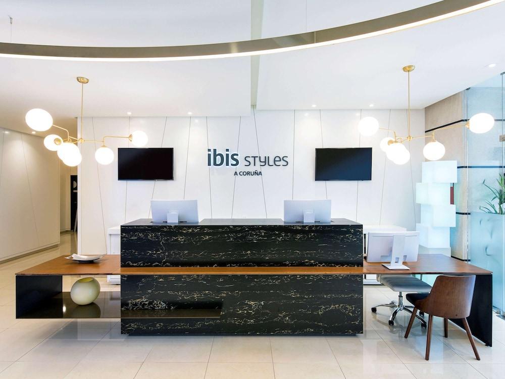 9. Ibis Styles A Coruna
