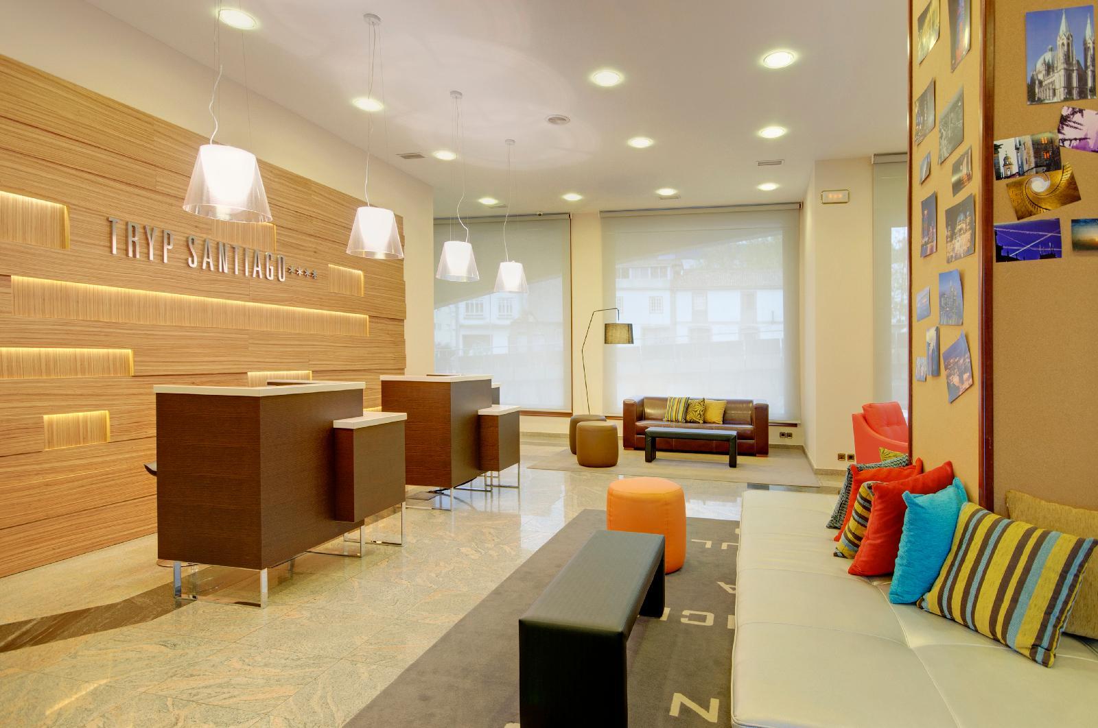 1. Tryp Santiago Hotel