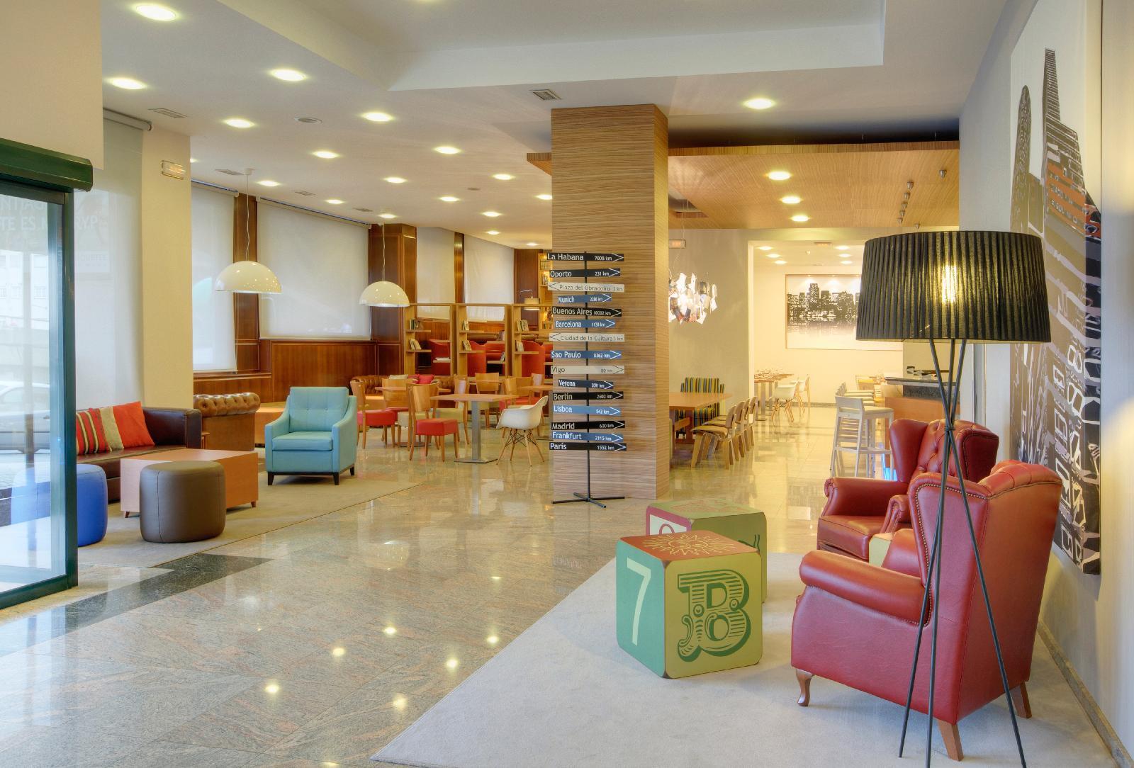 4. Tryp Santiago Hotel