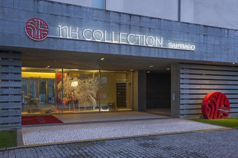 1. NH Collection Santiago de Compostela