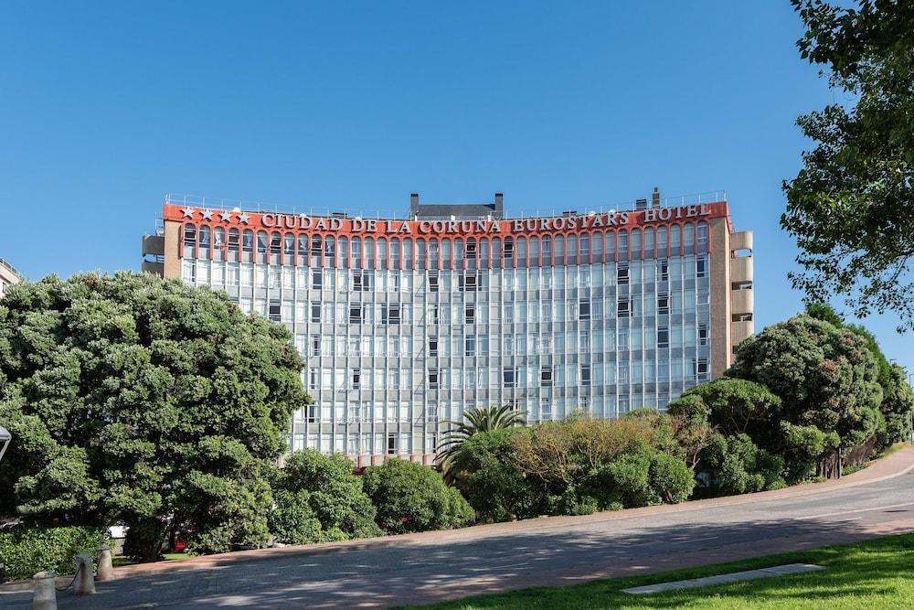 2. Eurostars Ciudad De La Coruña