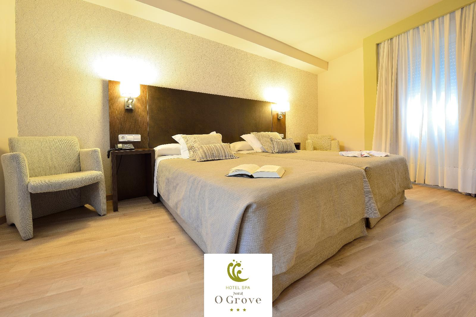 1. Hotel Spa Norat O Grove 3* Superior