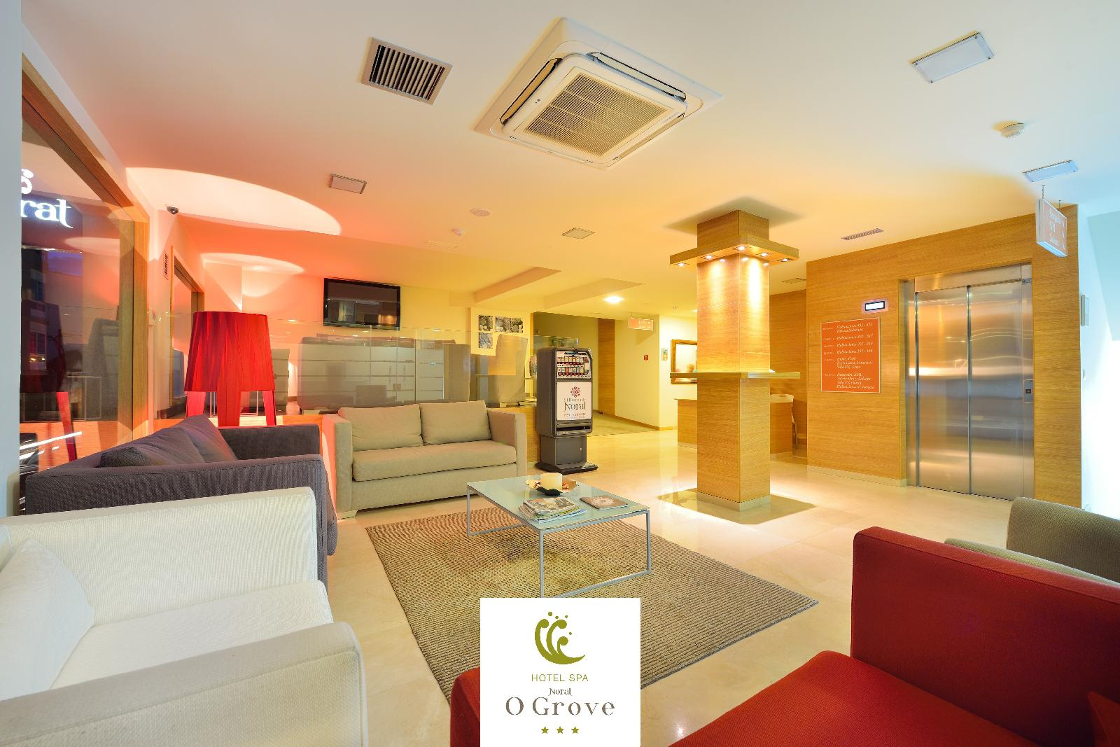 8. Hotel Spa Norat O Grove