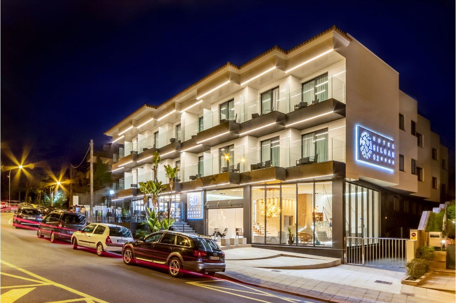 1. Hotel Silgar 92