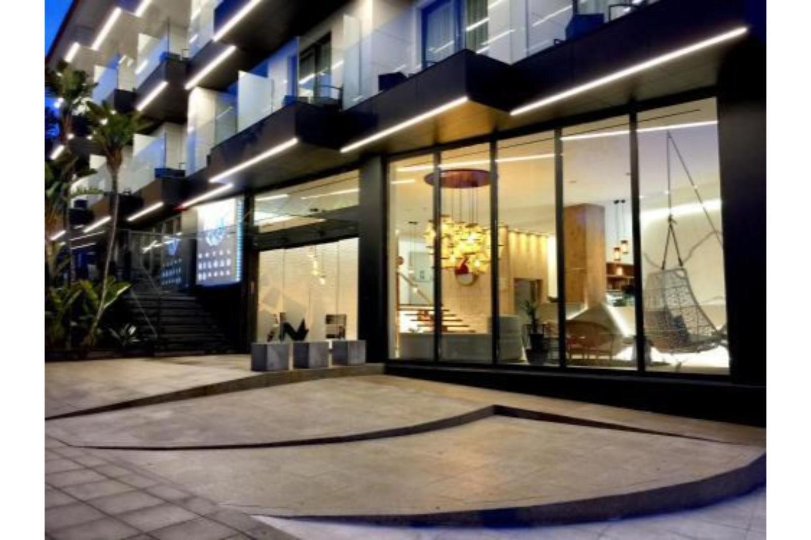 20. Hotel Silgar 92