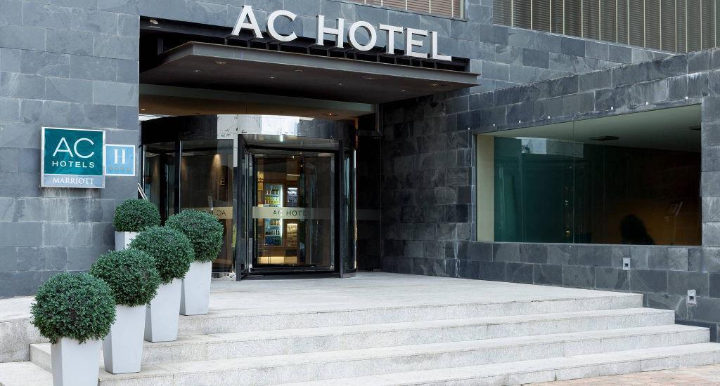 2. Ac Hotel A Coruna, A Marriott Lifestyle Hotel