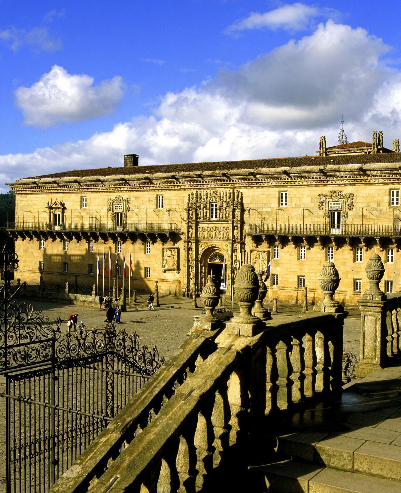 1. Parador De Santiago De Compostela