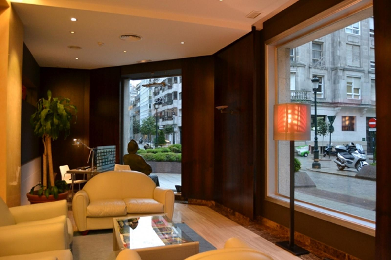 14. Hotel America Vigo