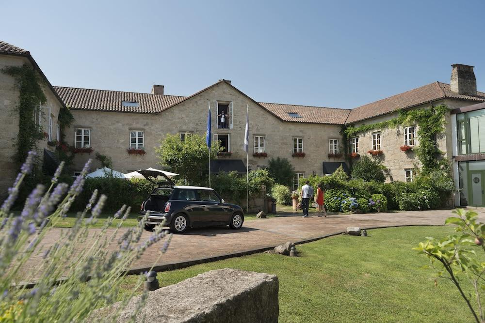1. Hotel Spa Relais & Châteaux A Quinta Da Auga