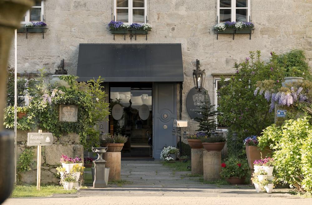 5. Hotel Spa Relais & Châteaux A Quinta Da Auga