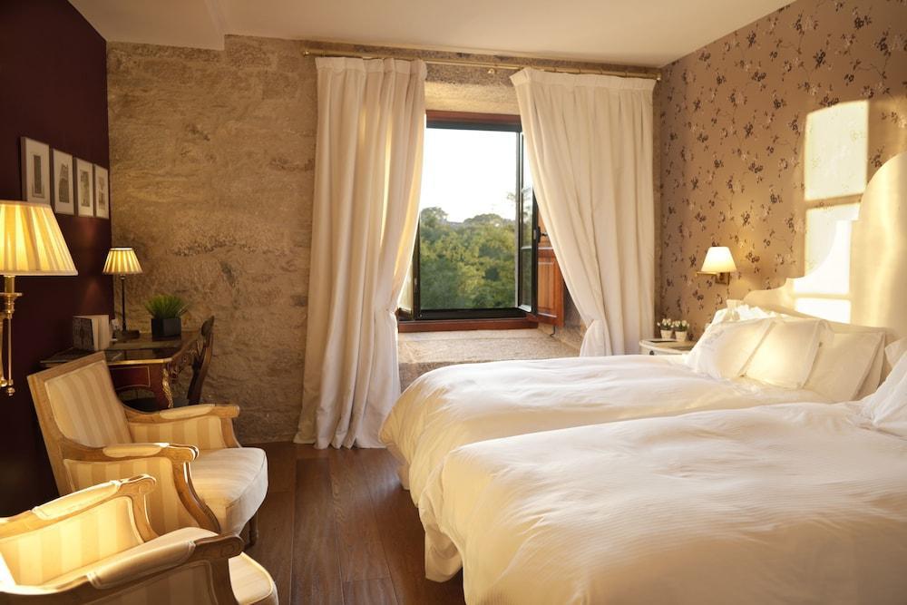 8. Hotel Spa Relais & Châteaux A Quinta Da Auga