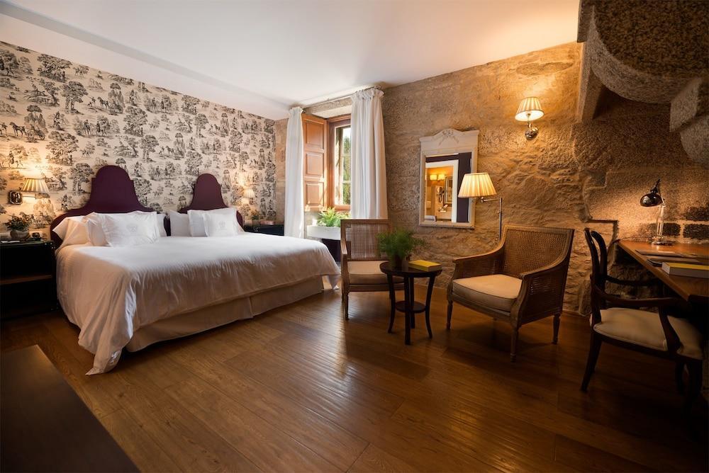 11. Hotel Spa Relais & Châteaux A Quinta Da Auga