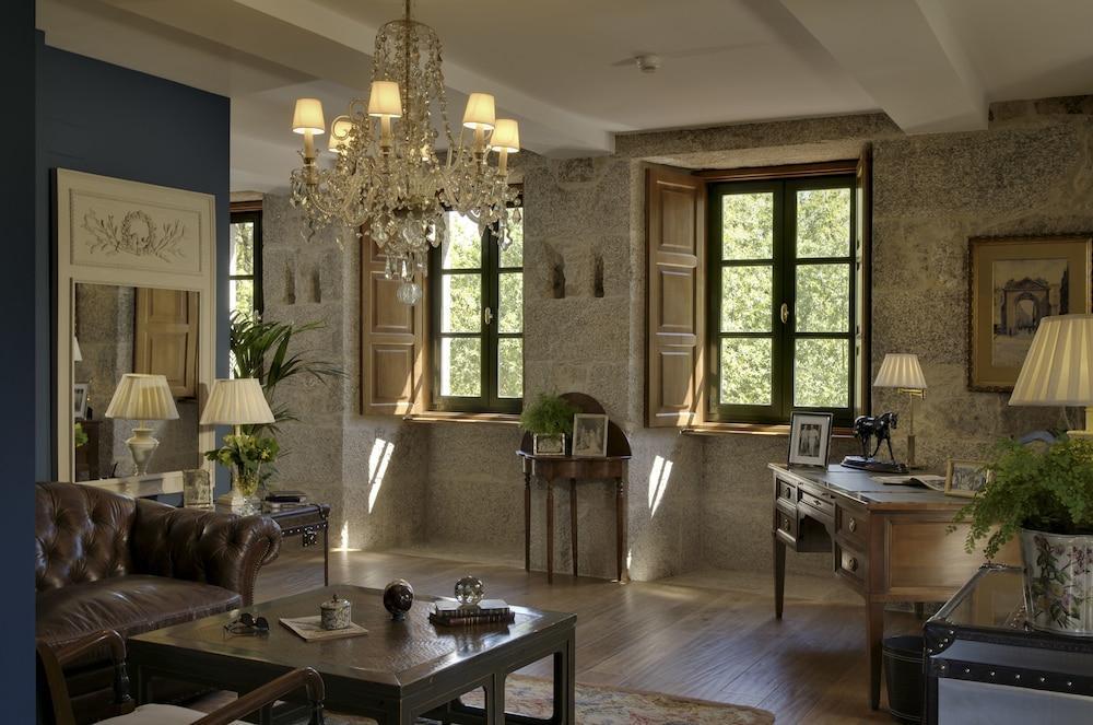 15. Hotel Spa Relais & Châteaux A Quinta Da Auga