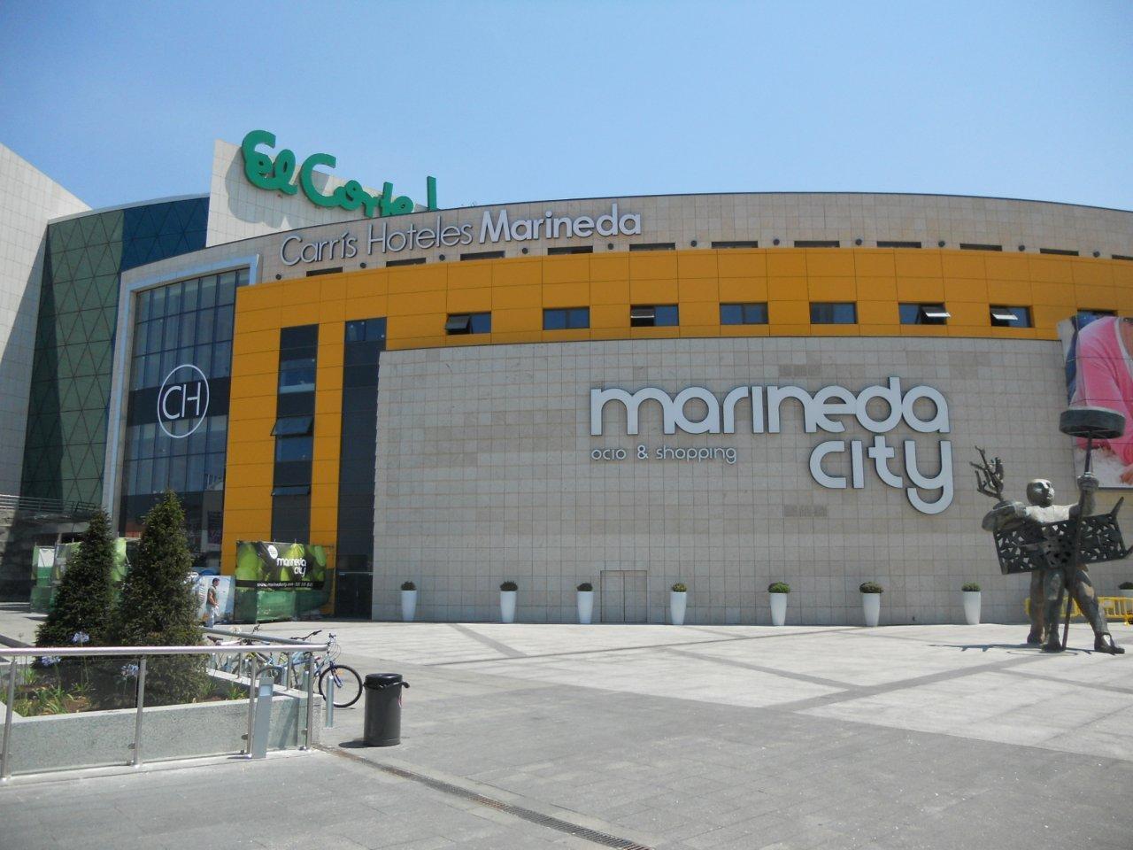 1. Hotel Carris Marineda