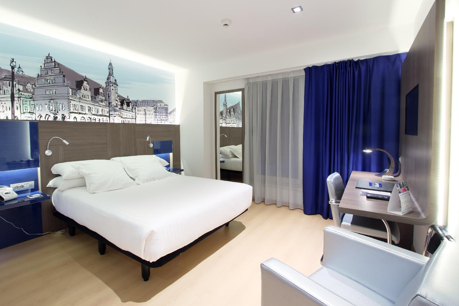 11. Hotel Blue Coruña