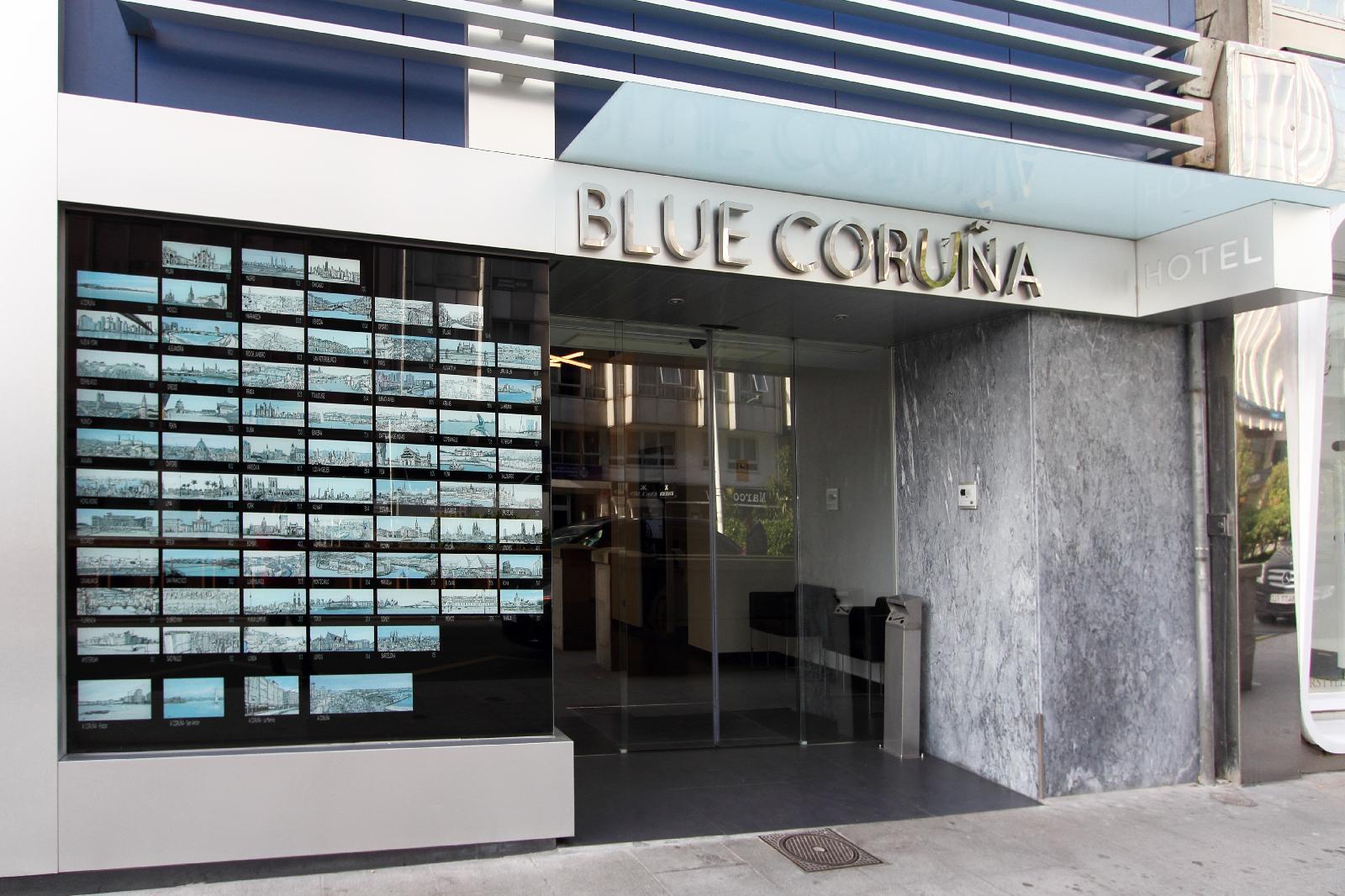 4. Hotel Blue Coruña