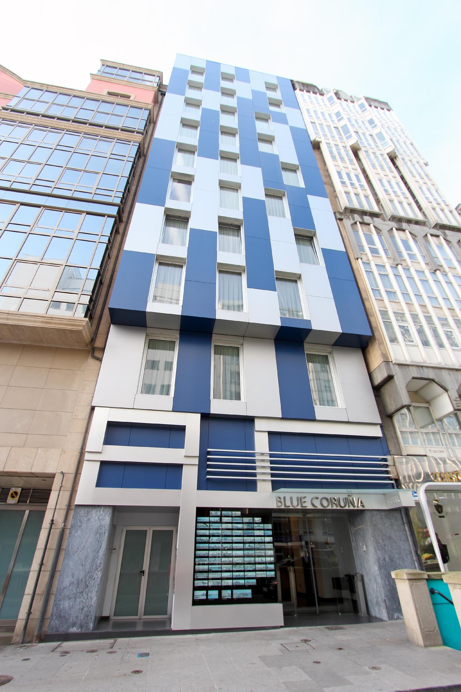 2. Hotel Blue Coruña
