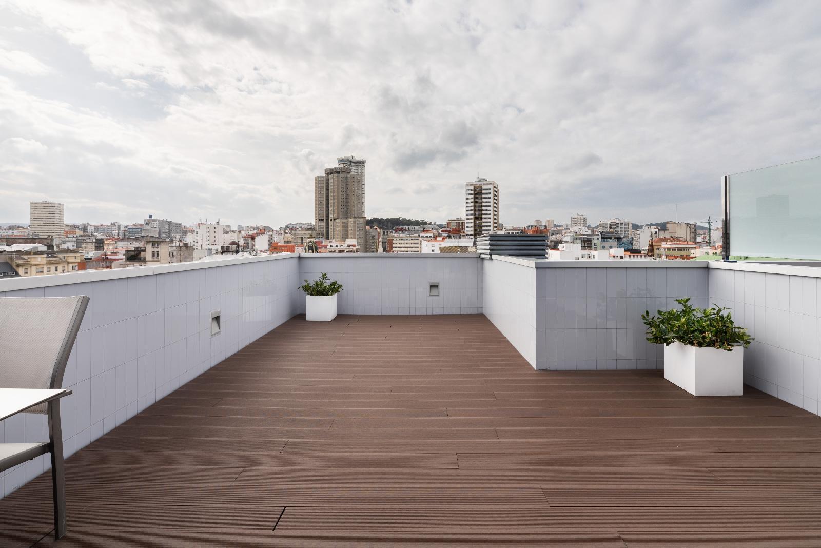 2. Eurostars Blue Coruña