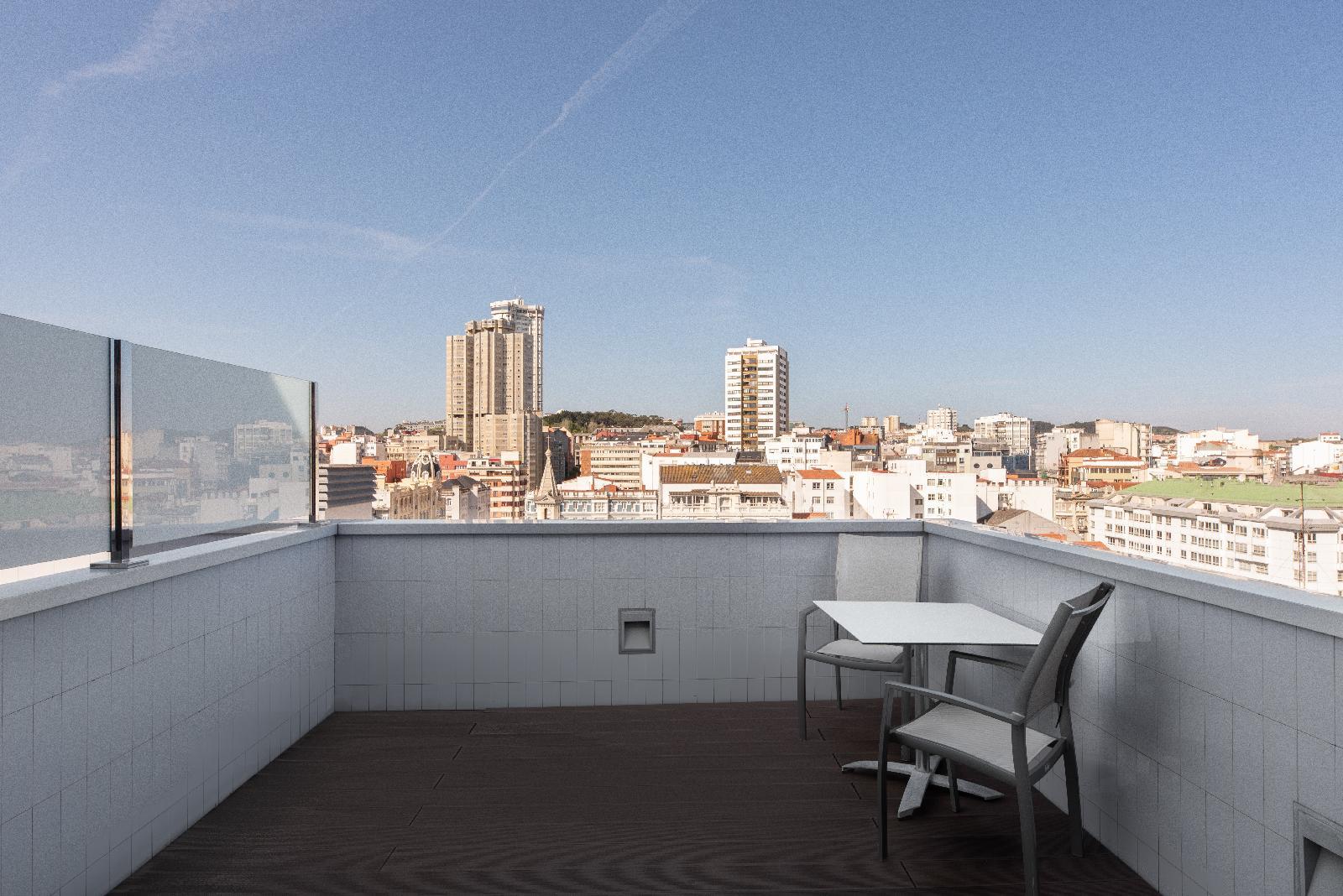 8. Hotel Blue Coruña