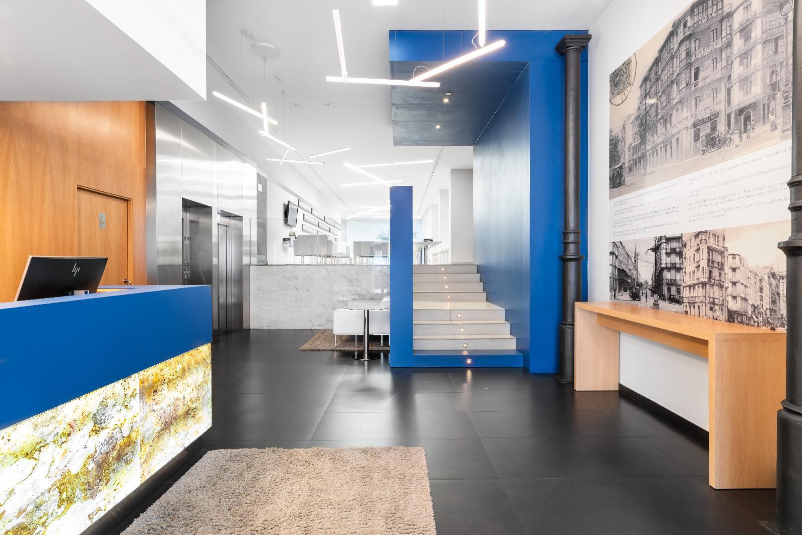 10. Hotel Blue Coruña