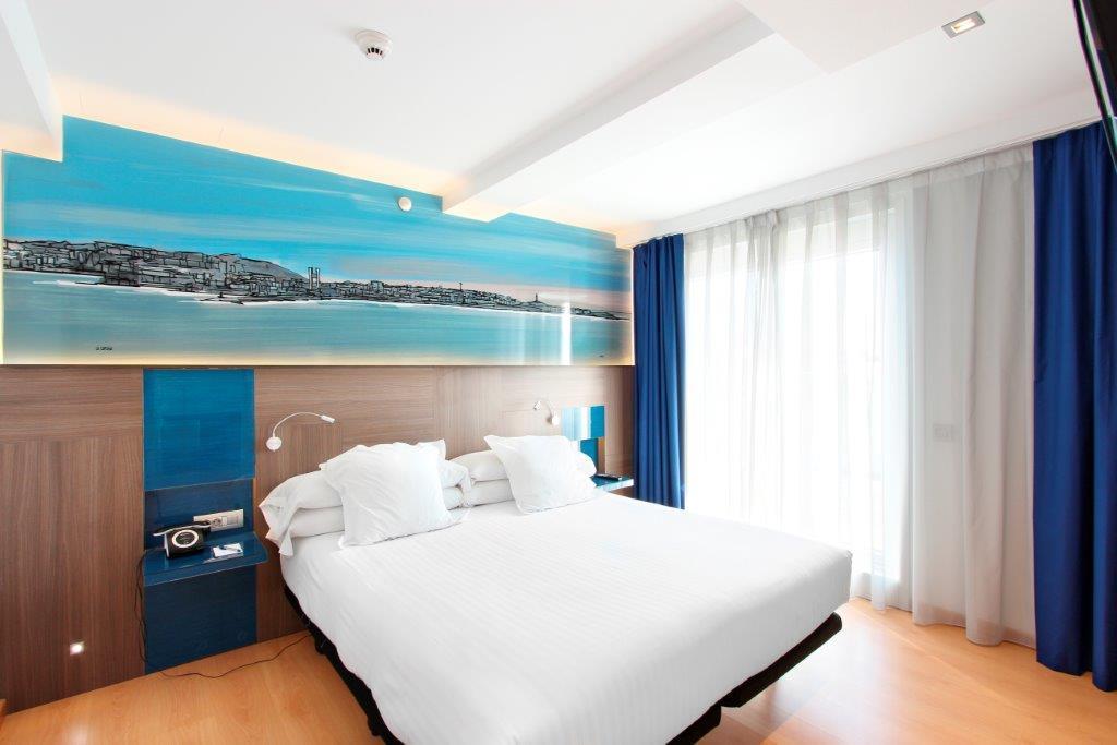 16. Hotel Blue Coruña