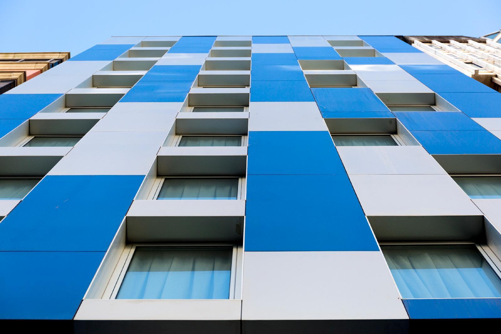 7. Hotel Blue Coruña