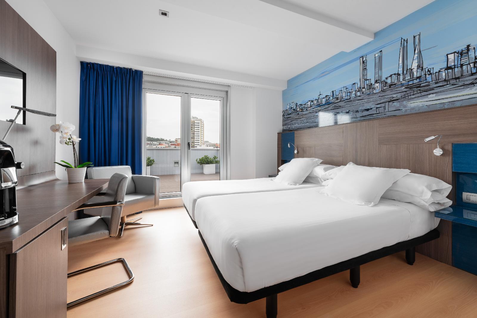 25. Hotel Blue Coruña
